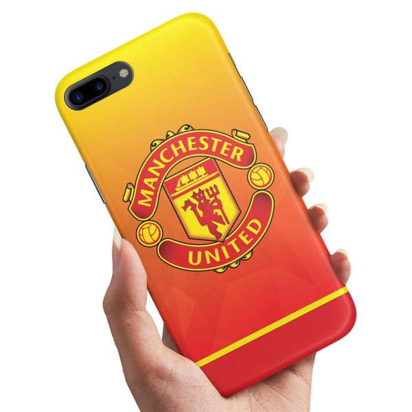 iPhone 8 Plus - Skal / Mobilskal Manchester United