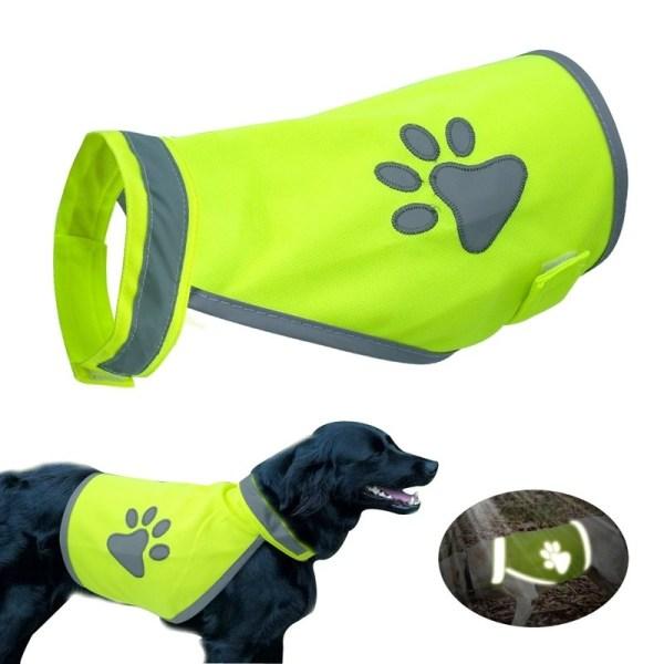 Reflexväst för Hund / Reflex - Flera storlekar L