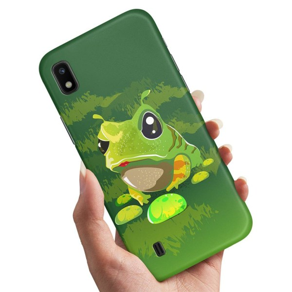 Samsung Galaxy A10 - Skal / Mobilskal Groda