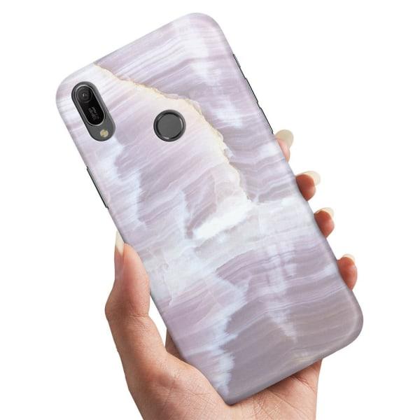 Samsung Galaxy A20e - Skal / Mobilskal Marmor