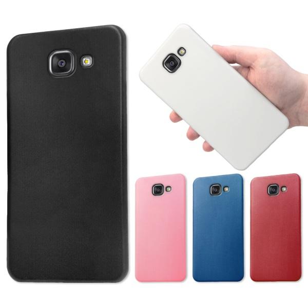 Samsung Galaxy A3 (2016) - Skal / Mobilskal - Flera färger Svart