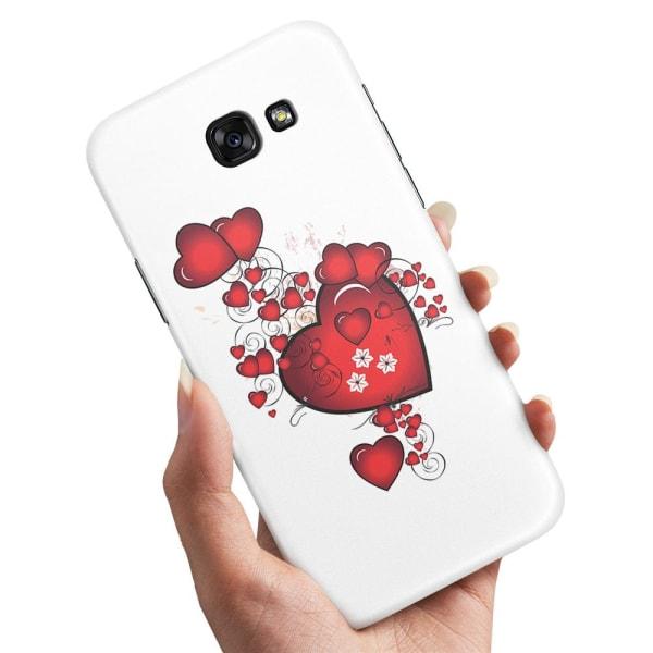 Samsung Galaxy A3 (2016) - Skal / Mobilskal Hjärtan