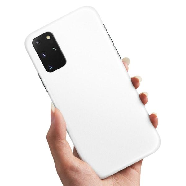 Samsung Galaxy A41 - Skal / Mobilskal Vit Vit