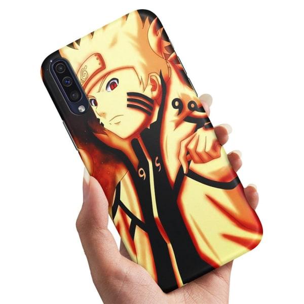 Samsung Galaxy A50 - Skal / Mobilskal Naruto Sasuke