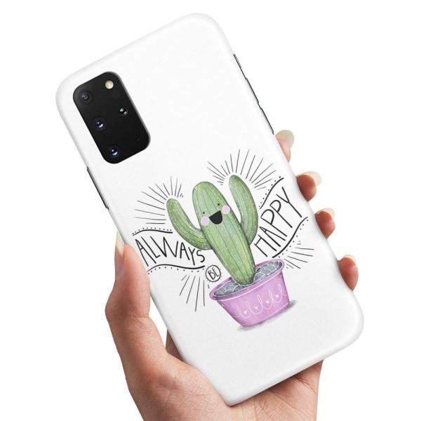 Samsung Galaxy A51 - Skal / Mobilskal Happy Cactus