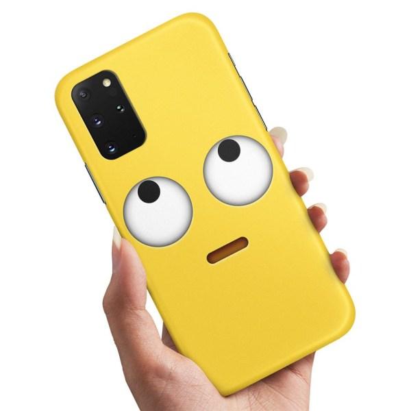 Samsung Galaxy A71 - Skal / Mobilskal Emoji / Smiley
