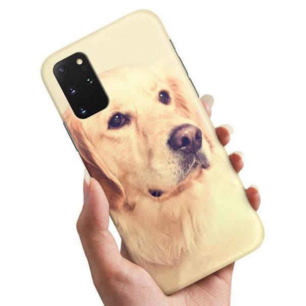 Samsung Galaxy A71 - Skal / Mobilskal Golden Retriever