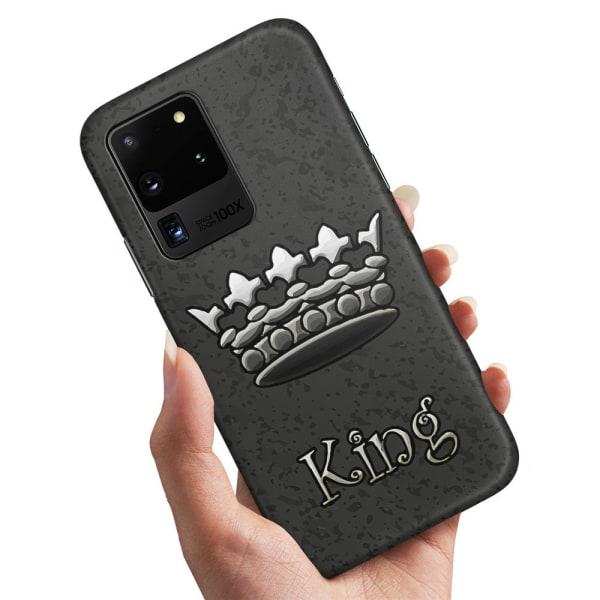 Samsung Galaxy S20 Ultra - Skal / Mobilskal King