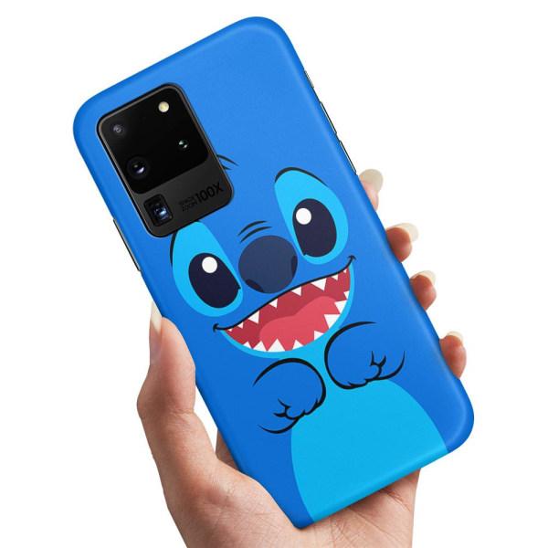 Samsung Galaxy S20 Ultra - Skal / Mobilskal Stitch