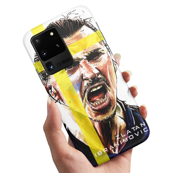Samsung Galaxy S20 Ultra - Skal / Mobilskal Zlatan