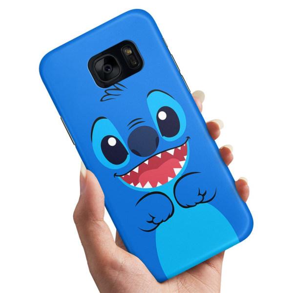 Samsung Galaxy S6 Edge - Skal / Mobilskal Stitch