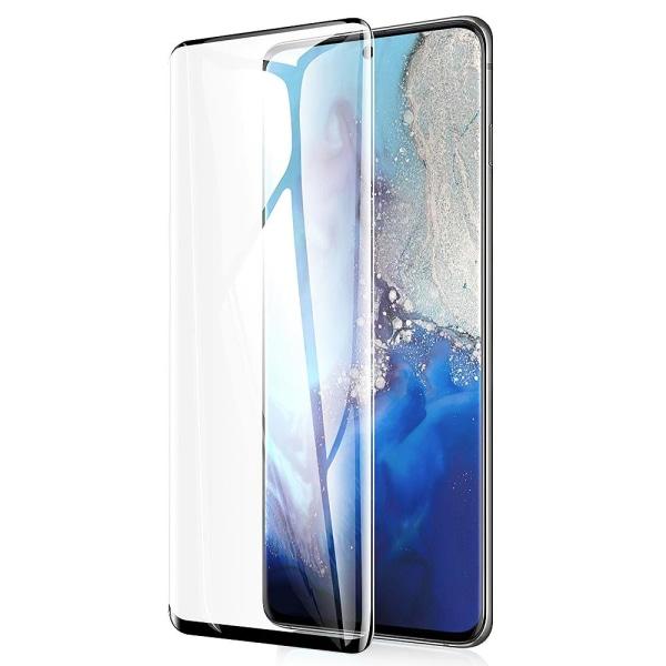 Skärmskydd - Samsung Galaxy S20 Ultra - Heltäckande Glas