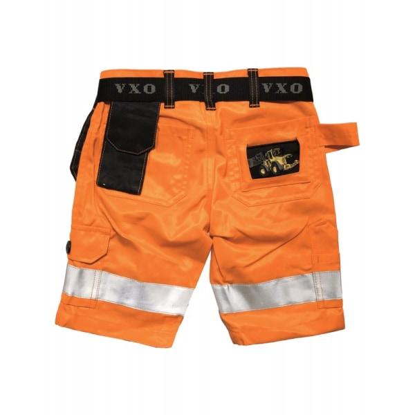 Arbetsshorts med Loxy-reflex Orange 110