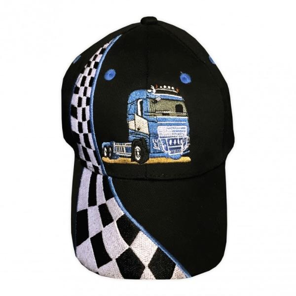 Keps Blå Lastbil M – Ø55cm