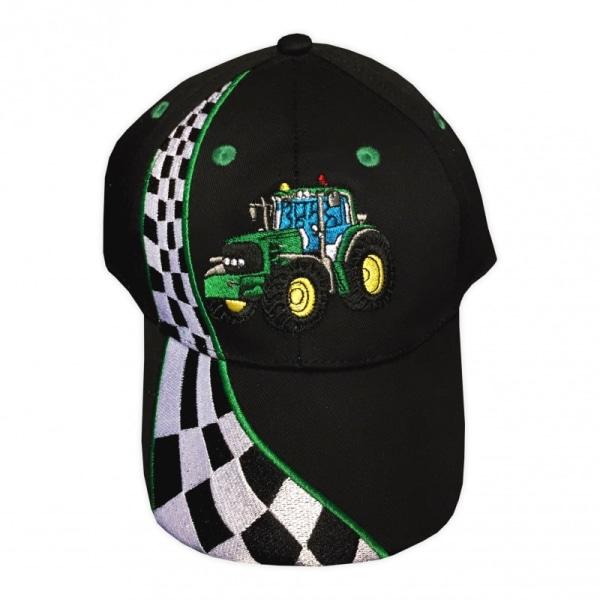 Keps Grön Traktor S – Ø52cm