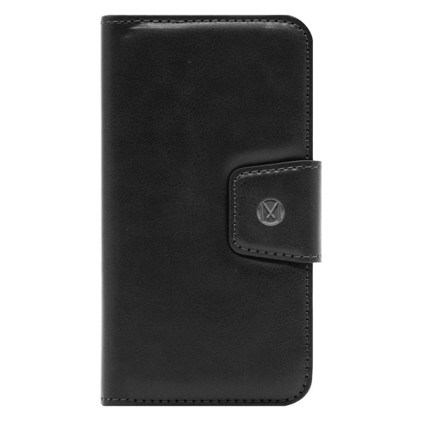 iPhone XR Marvêlle Magnetiskt Skal & Plånbok Svart Svart