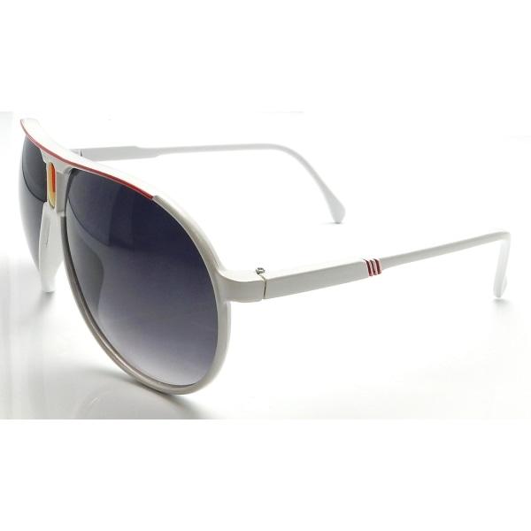 Solglasögon Aviator vit | Ink fodral Vit
