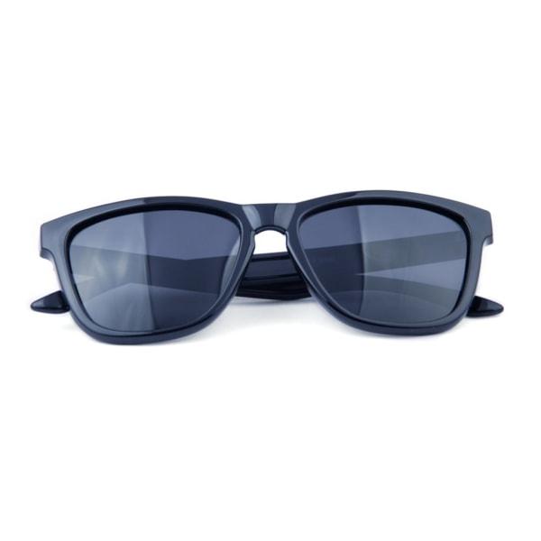 Solglasögon Barn Wayfarer | Svart Smoke Svart