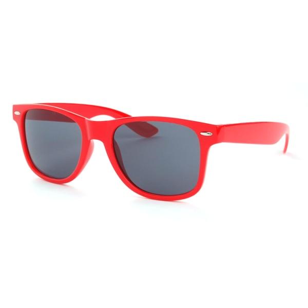 Solglasögon Barn Wayfarer | Smoke Röd
