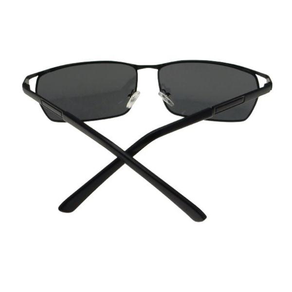 Solglasögon Man Polariserad Svart   Ink Fodral Svart