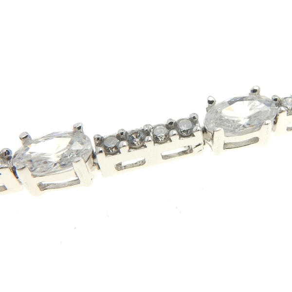 VJ Since 1890 Isabella Löwengrip Silverarmband 19cm VJBBWOMB14 Silver