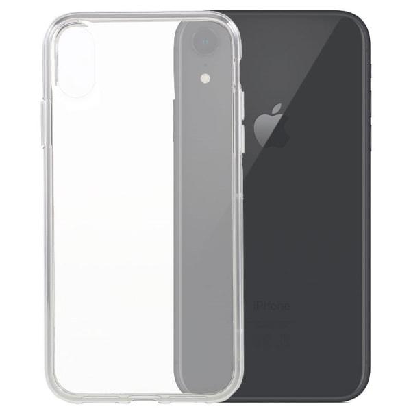 iPhone XR - Transparent silikonskal Transparent