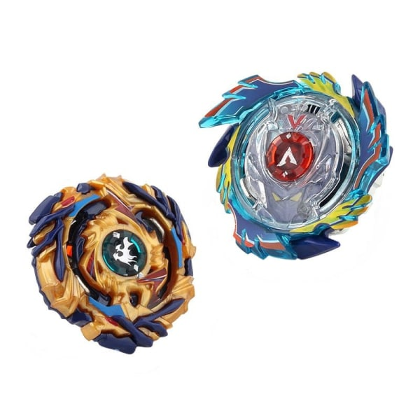 Combat Gyro - Top Plate, 2-pack - Nr. 8 Multicolor
