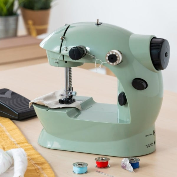 Mini Symaskin Grön
