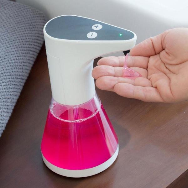 Automatisk Sæbedispenser med Sensor White
