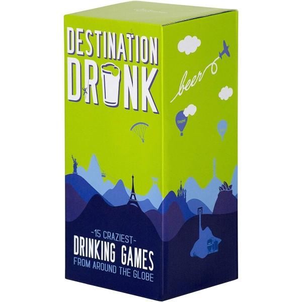 Destination Drunk Multicolor