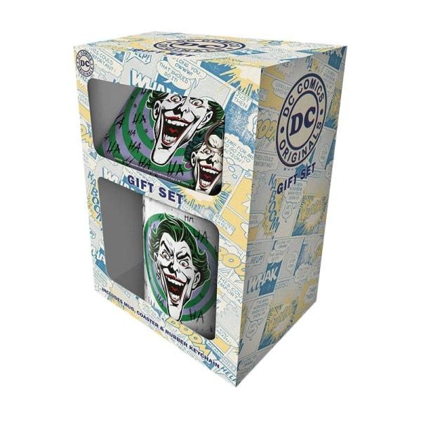 DC Comics, Gavesæt - 3 dele Multicolor