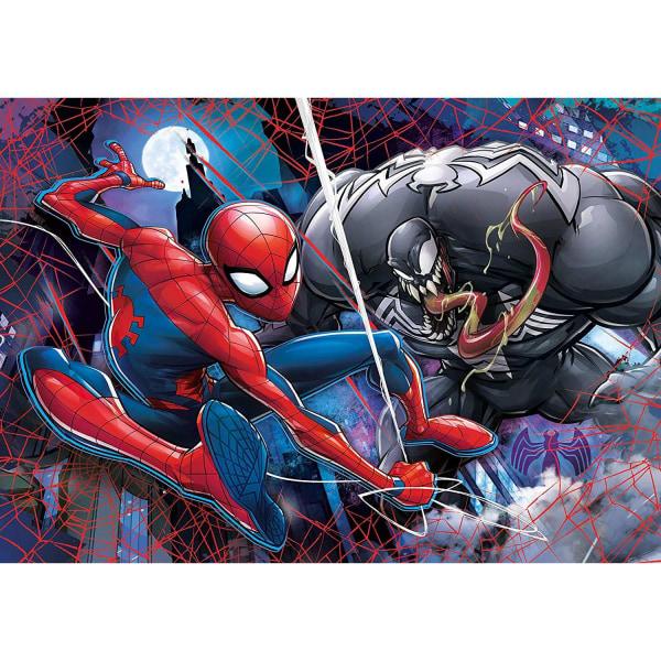 Marvel, 3D-Pussel - Spider-Man - 104 Bitar multifärg