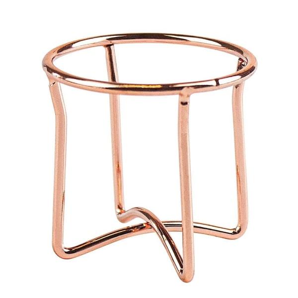 Stativ til Beautyblender Pink gold