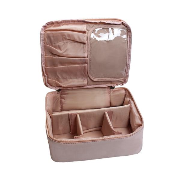 Makeup taske, lyserød Pink