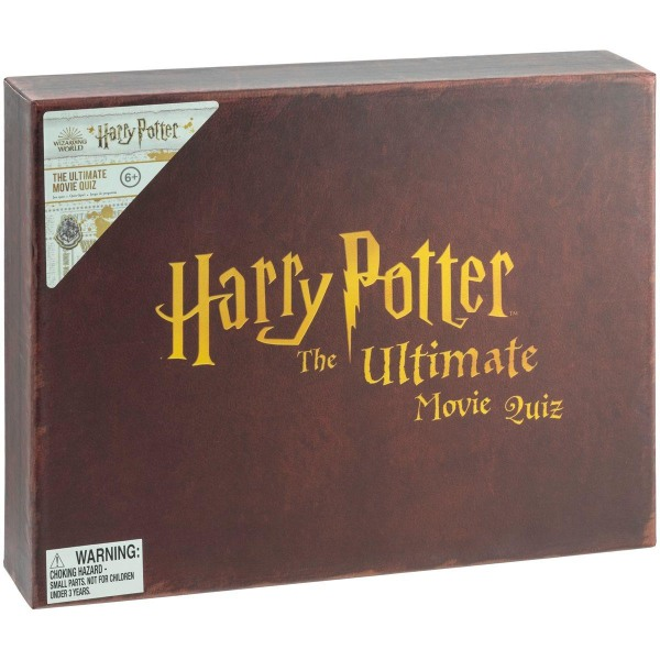 Harry Potter, Ultimate Movie Quiz - Frågespel multifärg