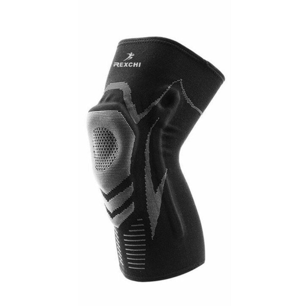 Polstret Knæbeskytter til Sport - L Black L