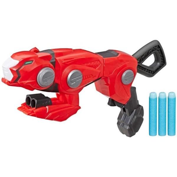 Nerf, Power Rangers - Cheetah Beast Blaster Red