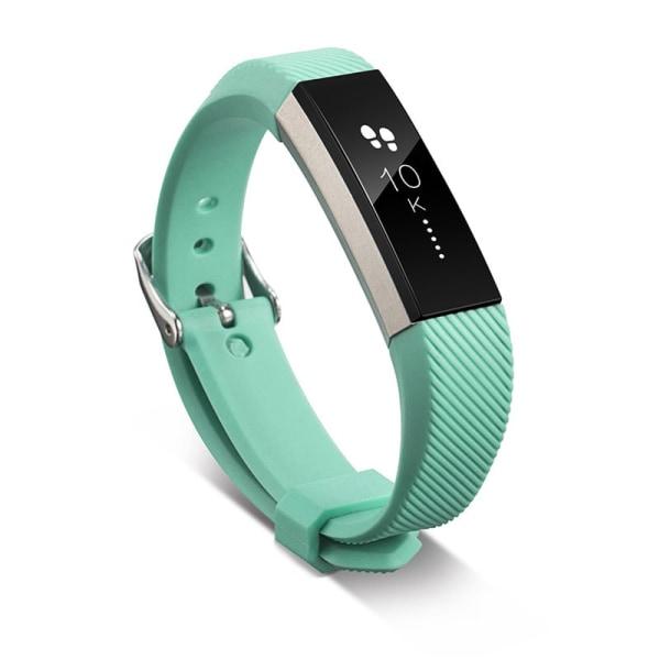 Silikoniranneke Fitbit Alta HR yhteensopiva - #14 Mint one size