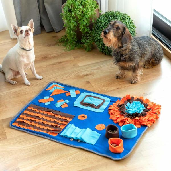 Aktiverande Godismatta för Husdjur multifärg