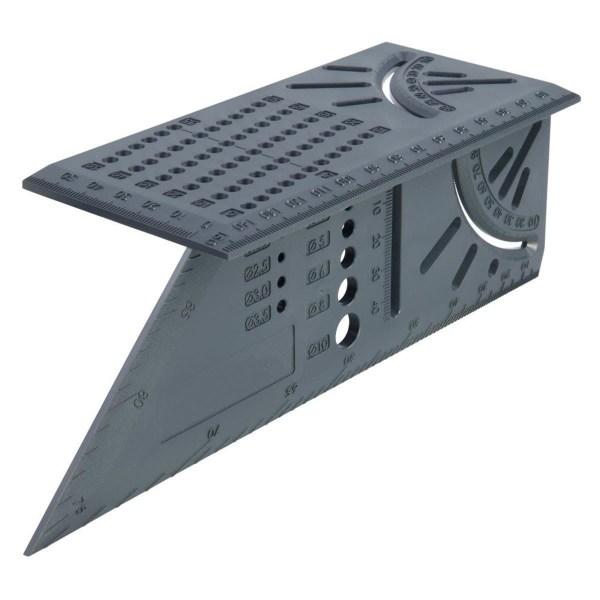 3D-Viivain Puutyöhön Grey