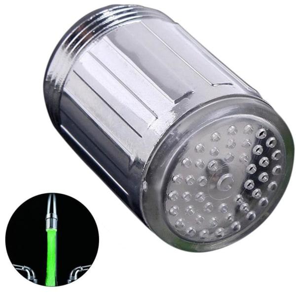 LED-mundstykke til Vandhane Silver