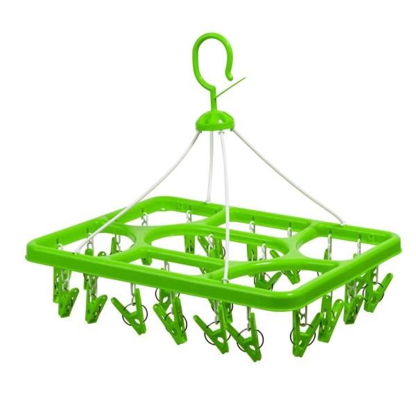 Tatkraft, Remark - Torkställning för strumpor Grön