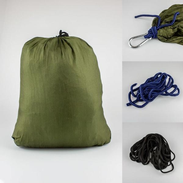 Riippumatto hyttysverkolla - Vihreä Green