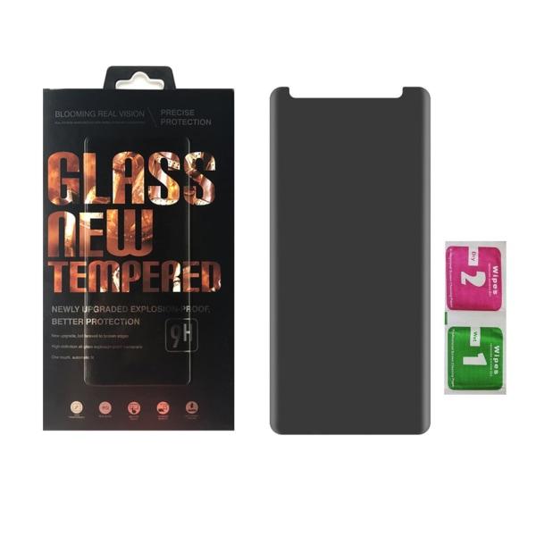 Privacy Skärmskydd, Samsung - Härdat Glas Transparent S9 Plus