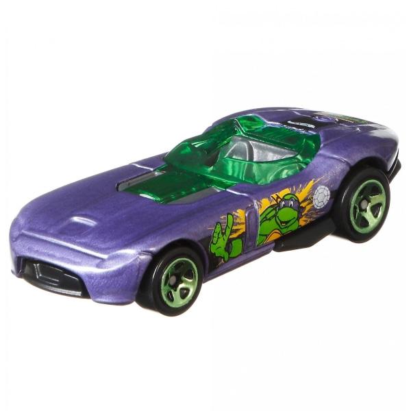 Hot Wheels Teenage Mutant Ninja Turtles - Donatello multifärg