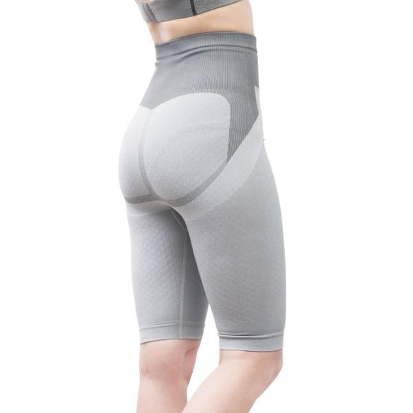 Formande Shorts med Turmalin - L Grey L