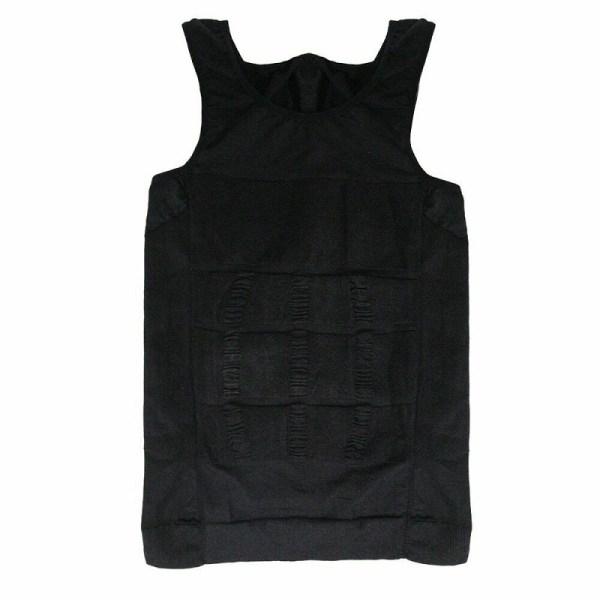 Kompressiopaita Miehet - Musta, L Black L