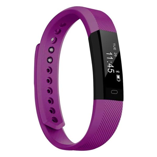 Fitnessranneke Android ja iOS - Violetti Purple