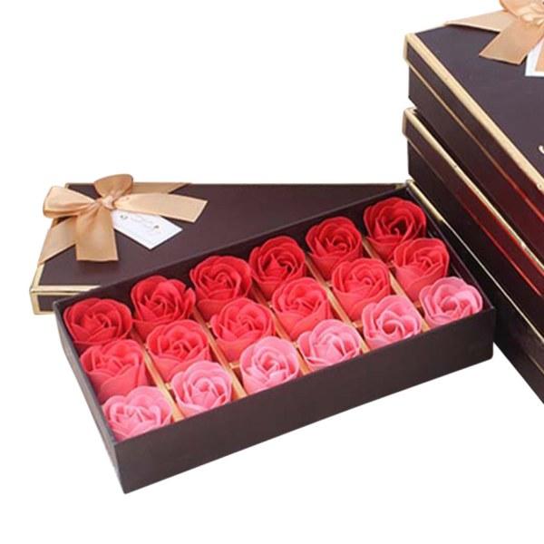 Ruusujen laatikko Red