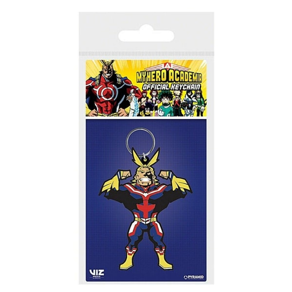 My Hero Academia, Nøglering - All Might Multicolor one size